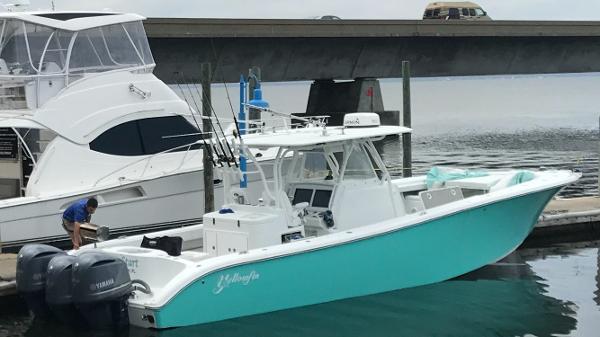 Yellowfin 39
