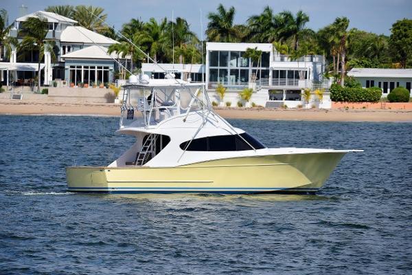 Custom Carolina Sport Fish Convertible
