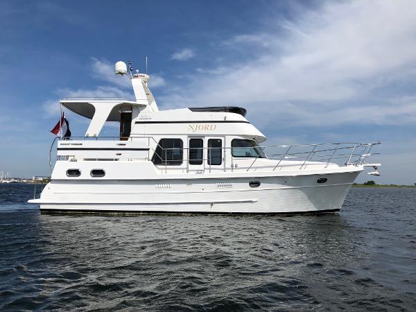 SeaStella 40 aft cabin type Grand Banks