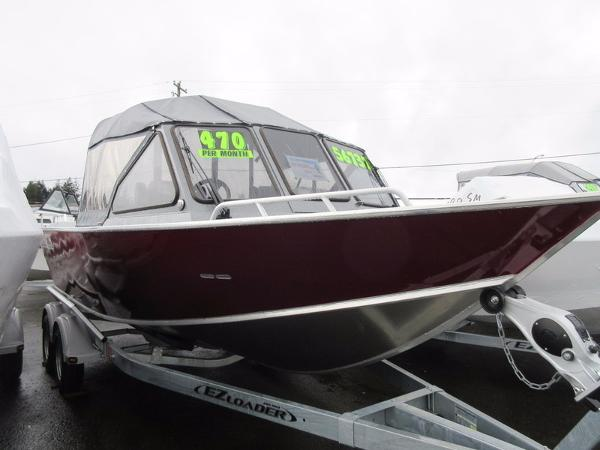 North River Seahawk 21