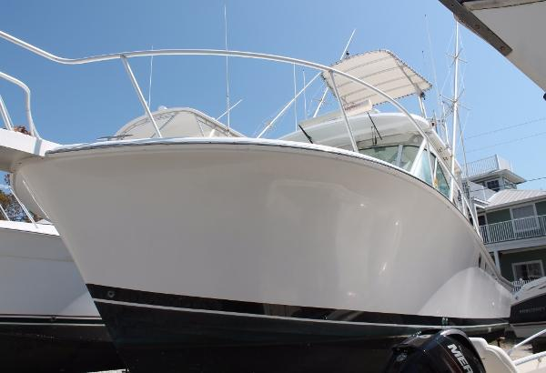 Luhrs 32 Open Port View