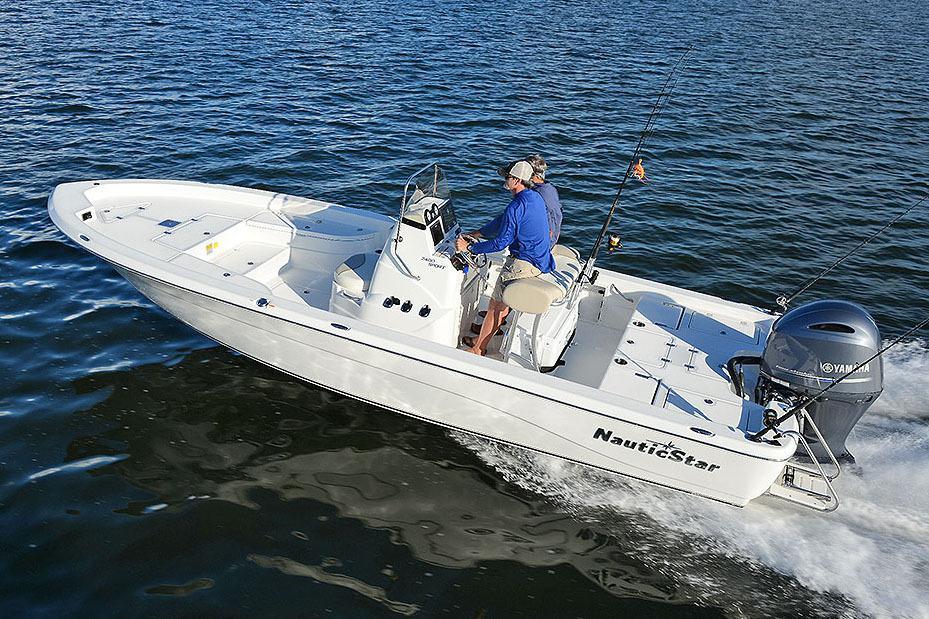 NauticStar 2400 Sport