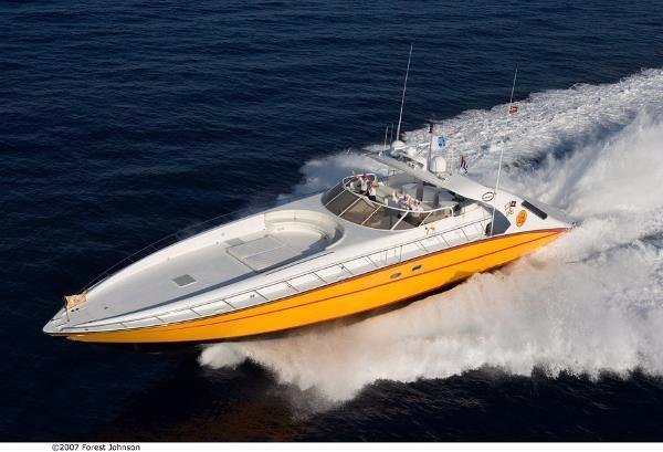 SHOELL MARINE High Speed Offshore