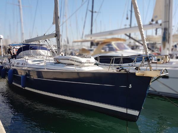 Beneteau Oceanis Clipper 523