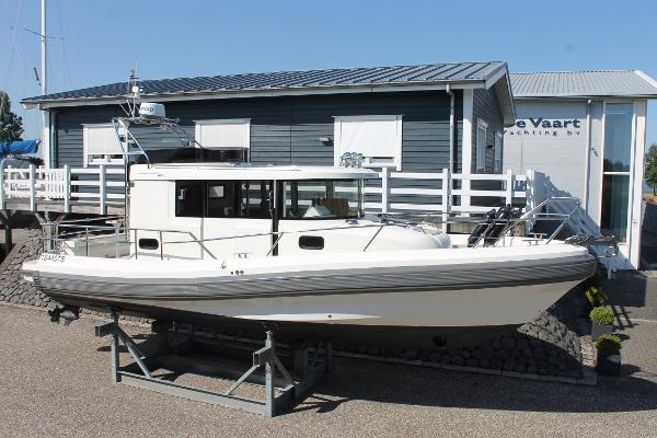Paragon 31 Flybridge