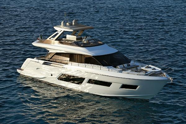 Ferretti Yachts 670 Ferretti 670