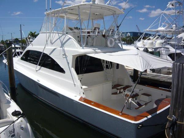 Ocean Yachts 57 Super Sport