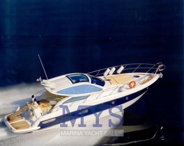 Cranchi Mediterranee 43 Hard Top CRANCHI 43 HT