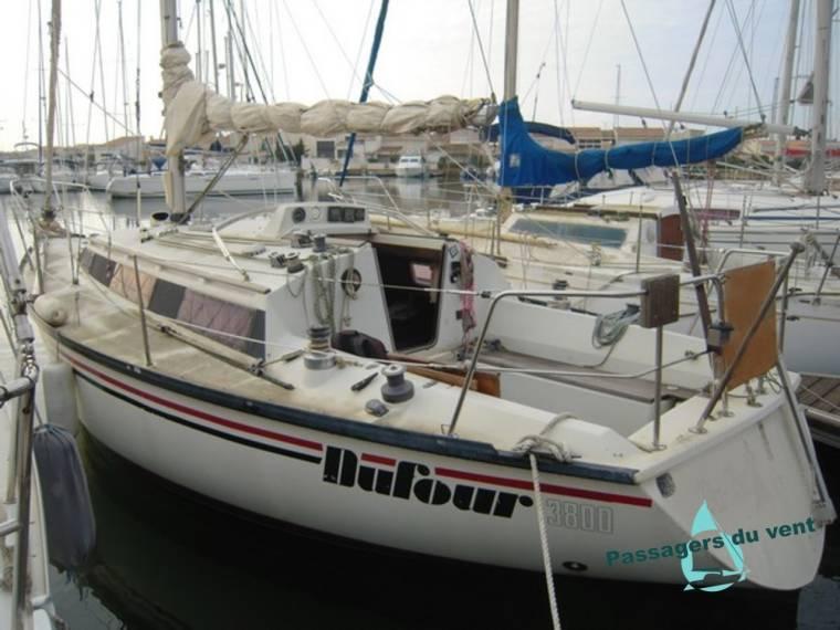 Dufour Yachts dufour 3800