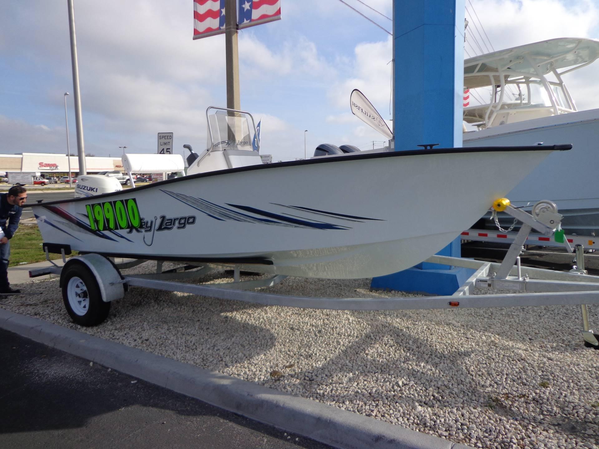 Key Largo 1800CC Sportfisher