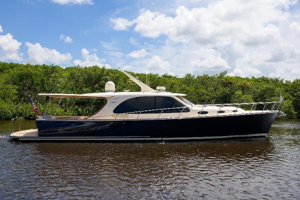 Palm Beach Motor Yachts PB55