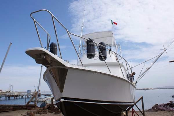 Bertram Custom Abaroa Sportfishing Profile