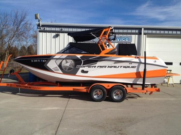 Nautique Super Air G23 Team Edition Open Bow