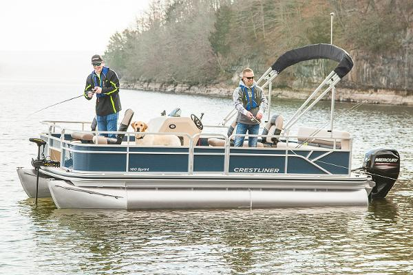 Crestliner 200 Sprint Fish & Cruise Manufacturer Provided Image: Manufacturer Provided Image