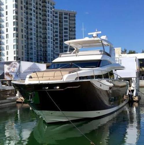 Prestige  750 Motor Yacht 2015 Prestige 750 Motor Yacht