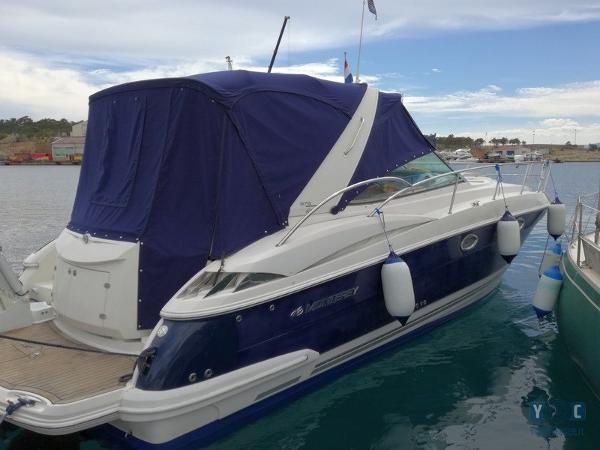 Monterey 350 Sport Yacht IMG_20160802_144558
