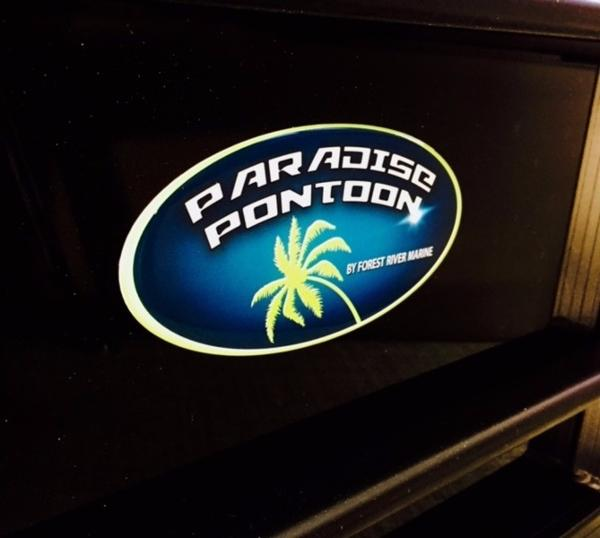 Paradise 224 CR