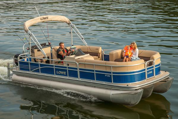 Lowe SF232 Sport Fish Manufacturer Provided Image