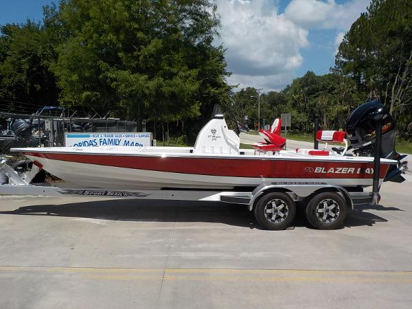 Blazer Boats 675 Ultimate