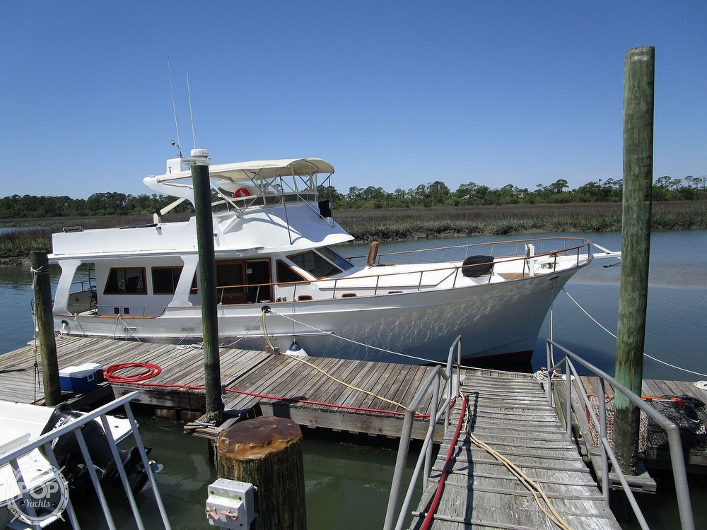 Albin 49 Extended Flybridge 1979 Albin 49 Extended Flybridge for sale in Tybee Island, GA