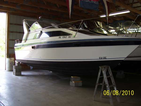 Bayliner 2455 Sunbridge