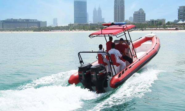 Ocean Craft Marine Fire-Fighting 8.0M