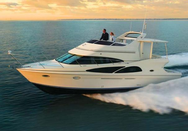Carver 41 Cockpit Motor Yacht Manufacturer Provided Image