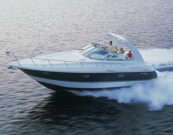 Cruisers Yachts 370 Express Manufacturer Provided Image