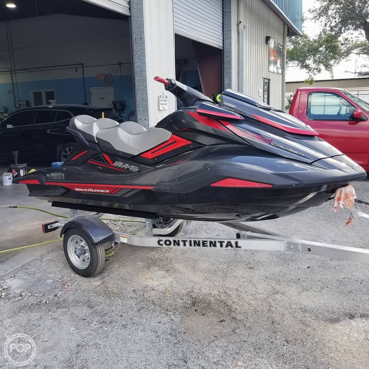 Yamaha Boats FX Cruiser SHVO 2019 Yamaha 11 for sale in Hollywood, FL