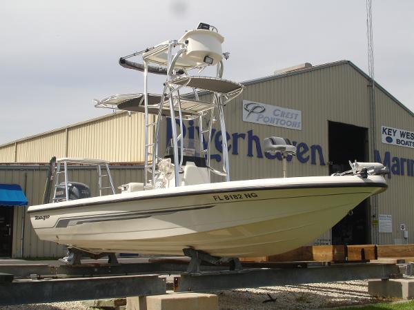 Ranger 2400 bay