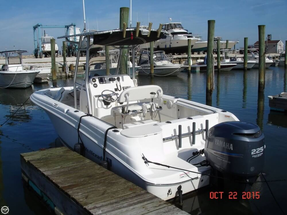 Wellcraft 232 Fisherman 2007 Wellcraft 232 Fisherman for sale in Marmora, NJ