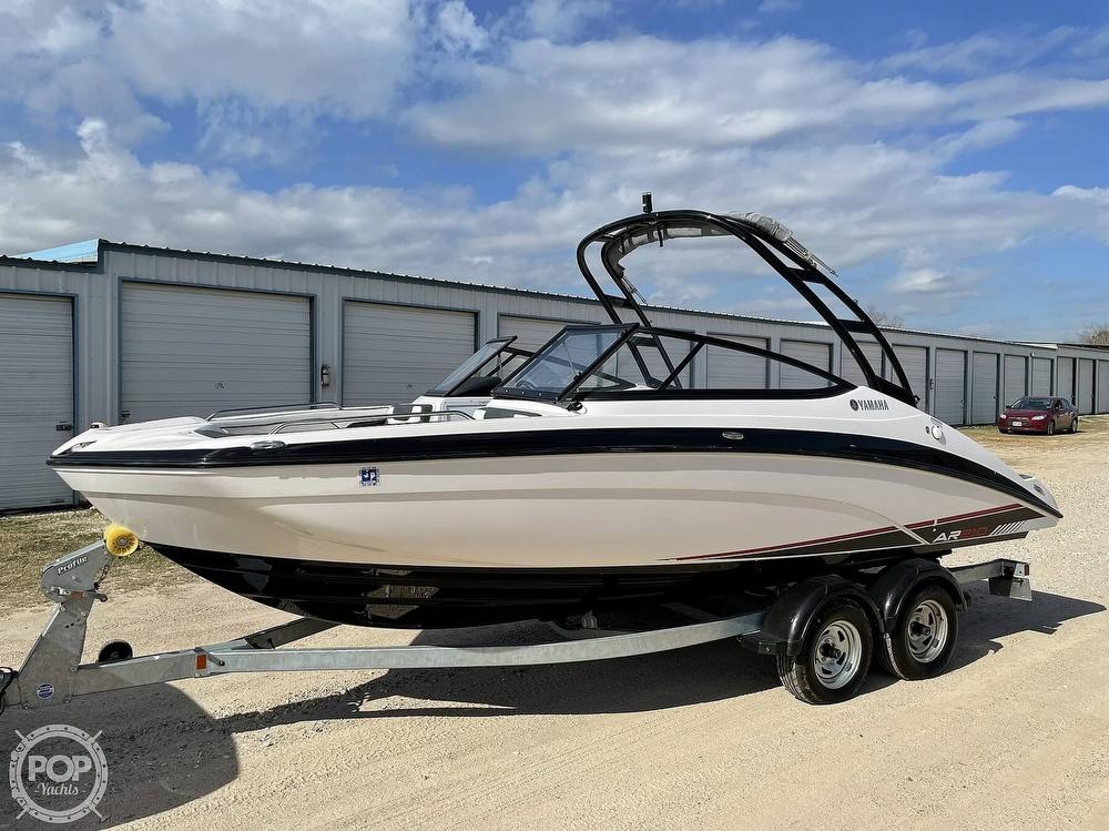 Yamaha Boats AR210 2017 Yamaha AR210 for sale in Willis, TX