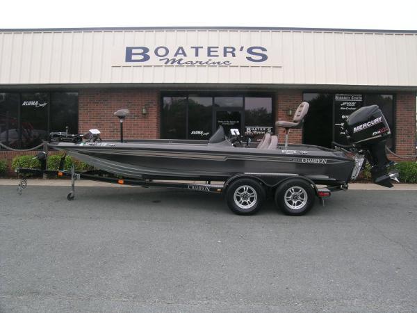 Champion Boats 203 Dcx