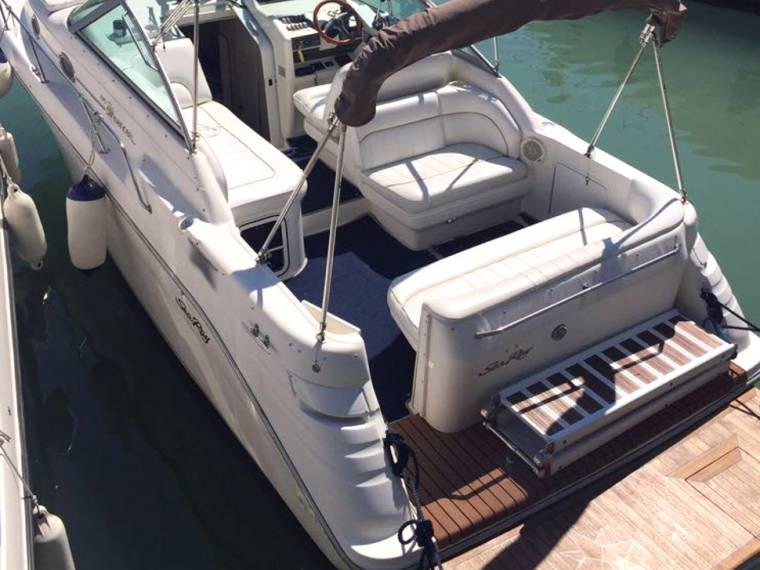 Sea Ray Sea Ray 27 Sundancer