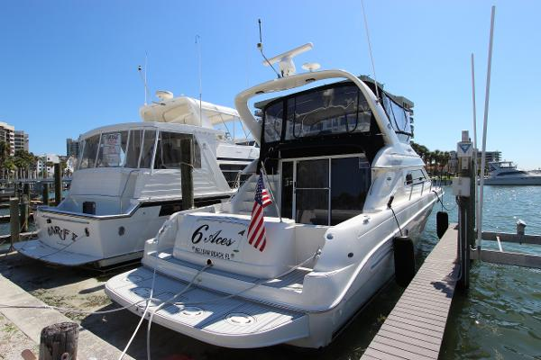 Sea Ray 450 Express Bridge Sea Ray 450 Express Bridge