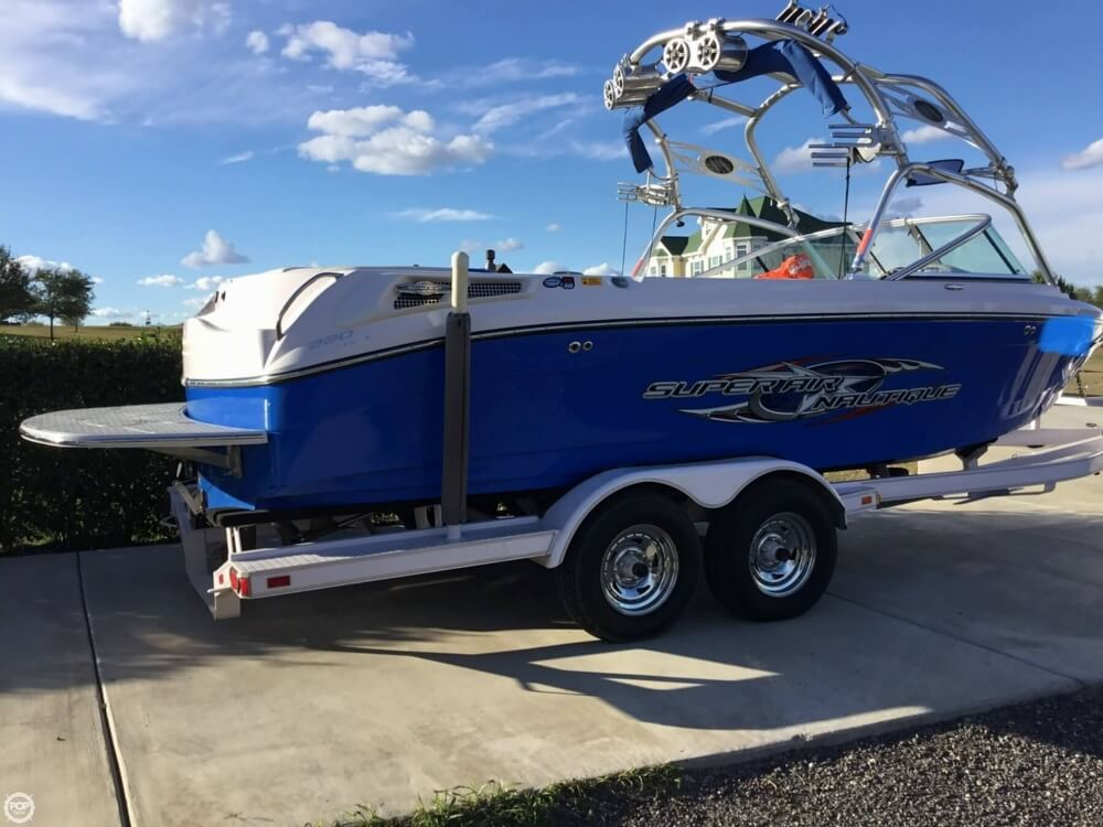 Correct Craft Super Air Nautique 220 Team 2006 Correct Craft 22 Team for sale in Fort Worth, TX
