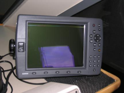 Lg Color Garmin Plotter