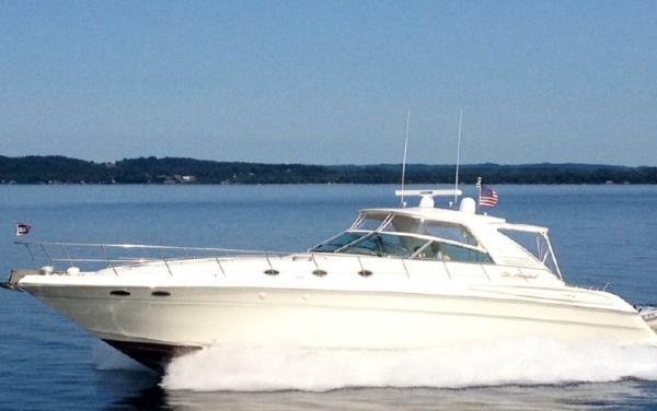 Sea Ray 58 60 SSS