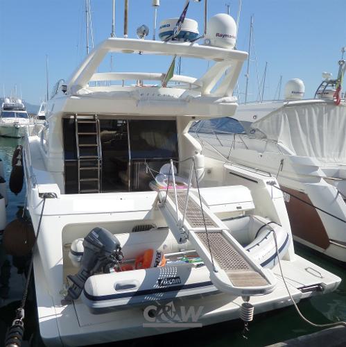 Ferretti Yachts 53 Immagine