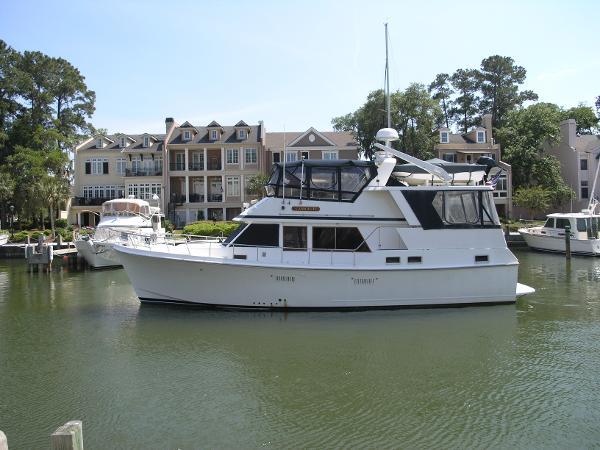 Tradewinds Motor Yacht