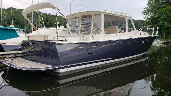 MJM Yachts 40z Downeast MJM 40z Summersalt