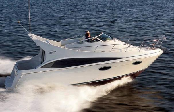 Carver 36 Mariner Manufacturer Provided Image