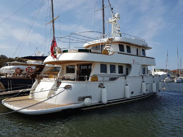 Terranova Yachts Custom