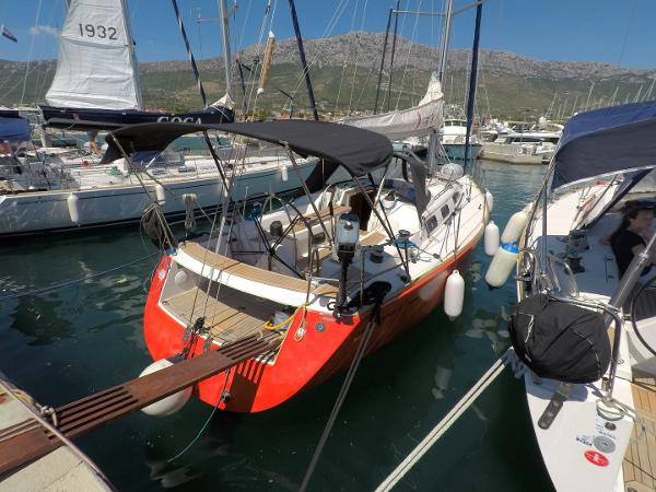 Salona 37 (Sails 2019)