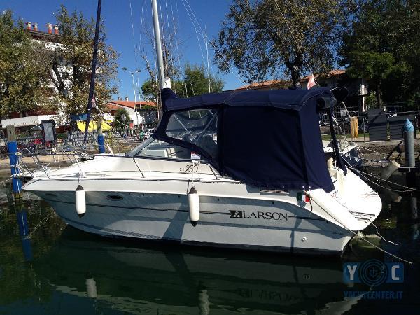 Larson Boats Cabrio 250 1