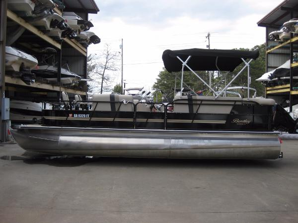 Bentley 240 Fish SE Pontoon