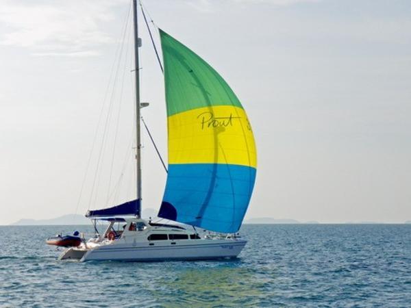 Prout Escale 39Sailing boat