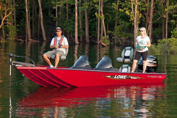 Lowe Stinger 195 Manufacturer Provided Image