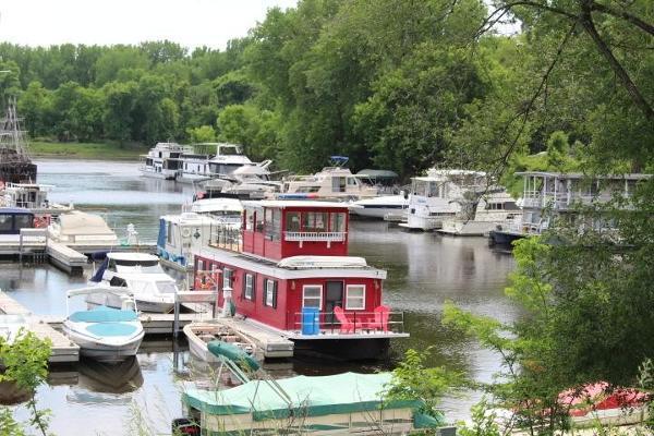 Naiad Gordy Miller Houseboat