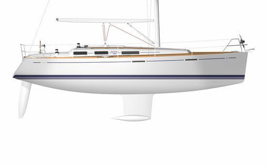 Dufour 365 Sister Ship: